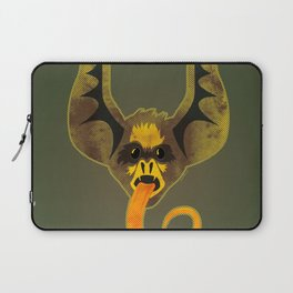 Bat Tongue Laptop Sleeve