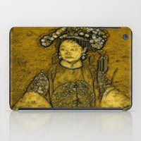 bride iPad Cases featuring Manchurian Bride by Lucia