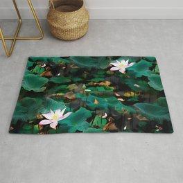 Lotus - A Pattern Rug