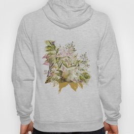 Botanical Decor Hoody