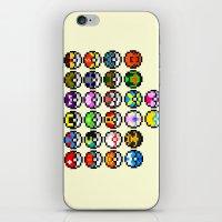 Gotta Catch'Em All iPhone & iPod Skin