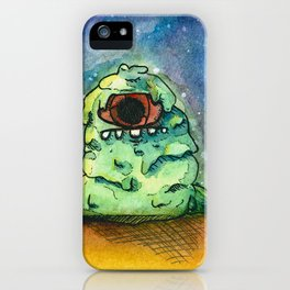 Space Slime iPhone Case