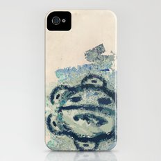 Taíno sun  iPhone (4, 4s) Slim Case