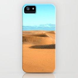 The desert 1.4 iPhone Case