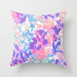 Intuition Pastel Throw Pillow