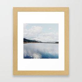 Always Changing Framed Art Print