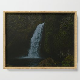 Wahclella Falls x Columbia River Gorge Serving Tray