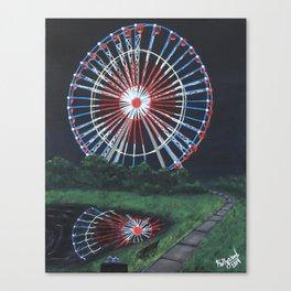Hidden Joy Canvas Print