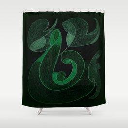 Harmonia - Abundance Shower Curtain