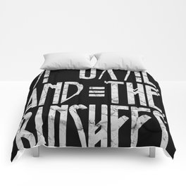 Siouxsie And The Banshees LOGO Poster I Comforters