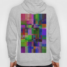 squares and rectangles -102- Hoody