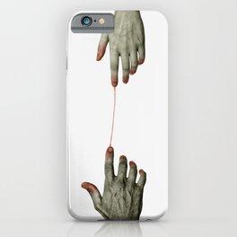 hands II iPhone Case