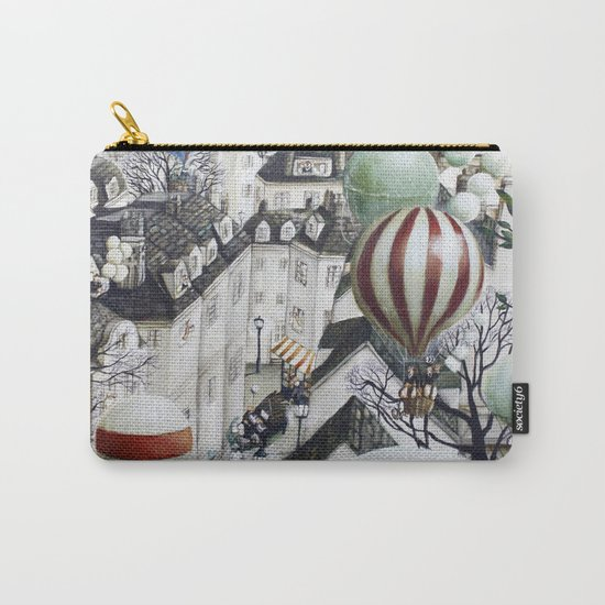 Balloon travel Carry-All Pouch