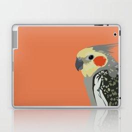 Marcus the cockatiel Laptop & iPad Skin