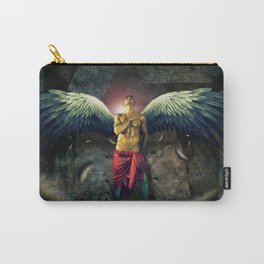 angel nude art  Carry-All Pouch