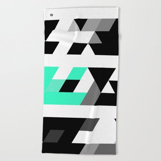 2fyx Beach Towel