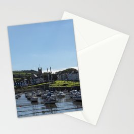 Aberaeron Harbour Stationery Cards