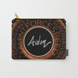 My Name Is Aiden Carry-All Pouch