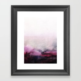 Difference Framed Art Print
