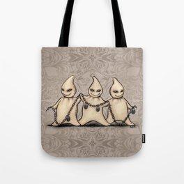 Halloween Ghosties Tote Bag