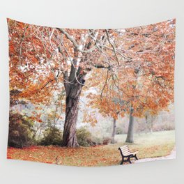 Autumn scenery #7 Wall Tapestry