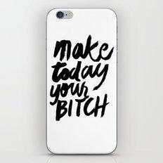 Motivation iPhone & iPod Skin