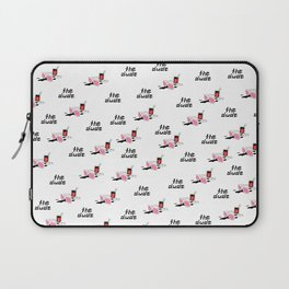 The Sweet Dude Laptop Sleeve