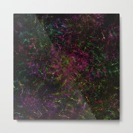 In Another Galaxy Series 1-1 Metal Print