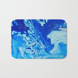 Fluid Blue 4 Bath Mat
