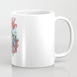 Captain Barnacles The Cat Coffee Mug
