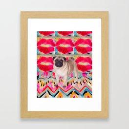 Ruby Le Gorges Framed Art Print
