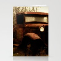 ford Stationery Cards featuring Ford by Urban Frame Photography