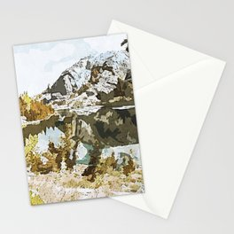 Natural Watercolor Stationery Cards