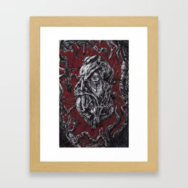 Catharsis Framed Art Print