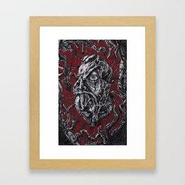 Catharsis Framed Art Print