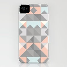 Triangular Pattern iPhone (4, 4s) Slim Case