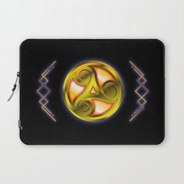 Triskelion Mystery Laptop Sleeve