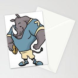 Rugby Geschenk Sport Mannschaft Football Team Cool Stationery Cards