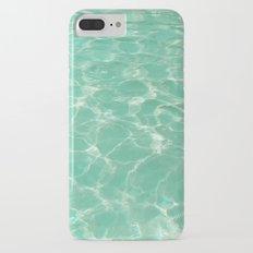 Pastel Pool. Slim Case iPhone 7 Plus