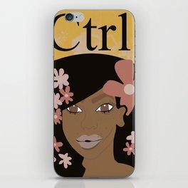 CTRL iPhone Skin