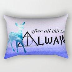 Always Deer Rectangular Pillow