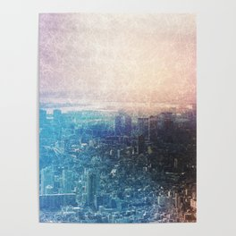 City from Scratch Poster