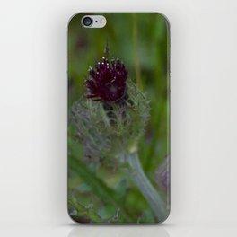 Floral Print 070 iPhone Skin