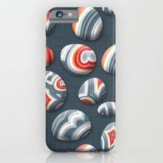 Agate Pebble iPhone 6s Slim Case