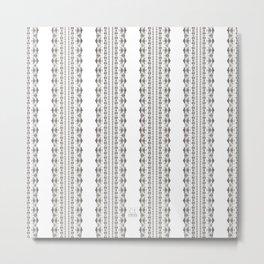 L A C E Metal Print