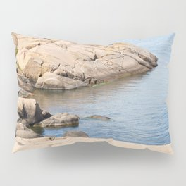 Blue Maiden – Blå Jungfrun Pillow Sham
