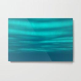 Ocean Ceiling Metal Print