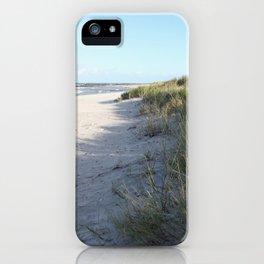 Dünen iPhone Case