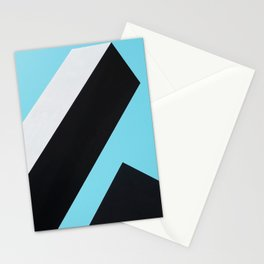 Abstract Architecture Stationery Cards