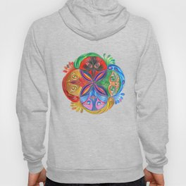 The agony of the beasts Hoody